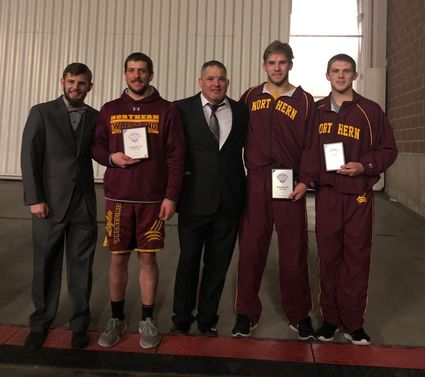 Lights crown three more All-Americans