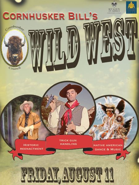 Wild West Show at Lancaster County Super Fair