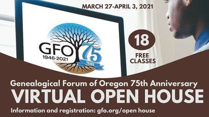 2021 GFO Open House