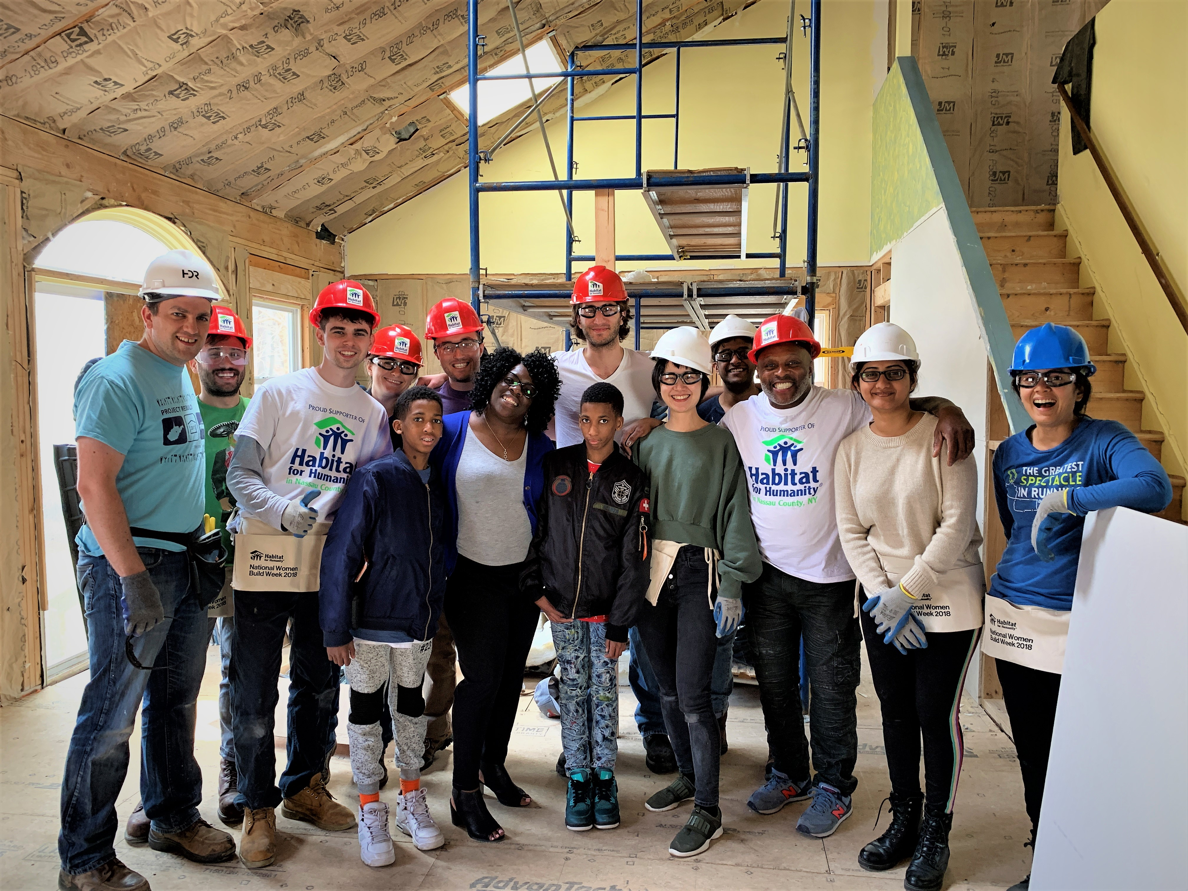 Helping Hands Youth Build