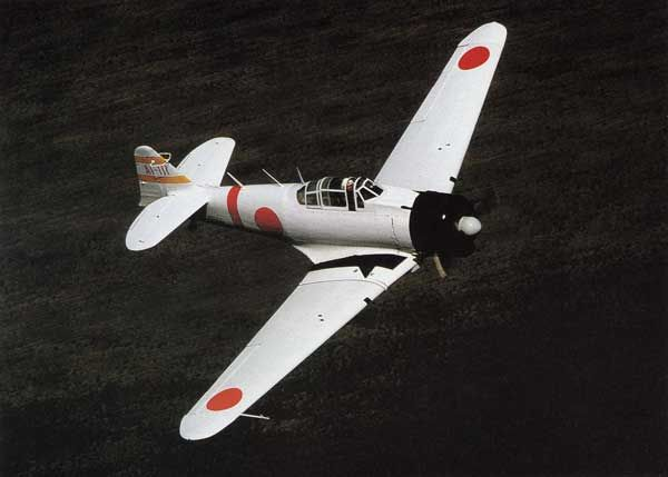 Mitsubishi A6M Zero (Replica)