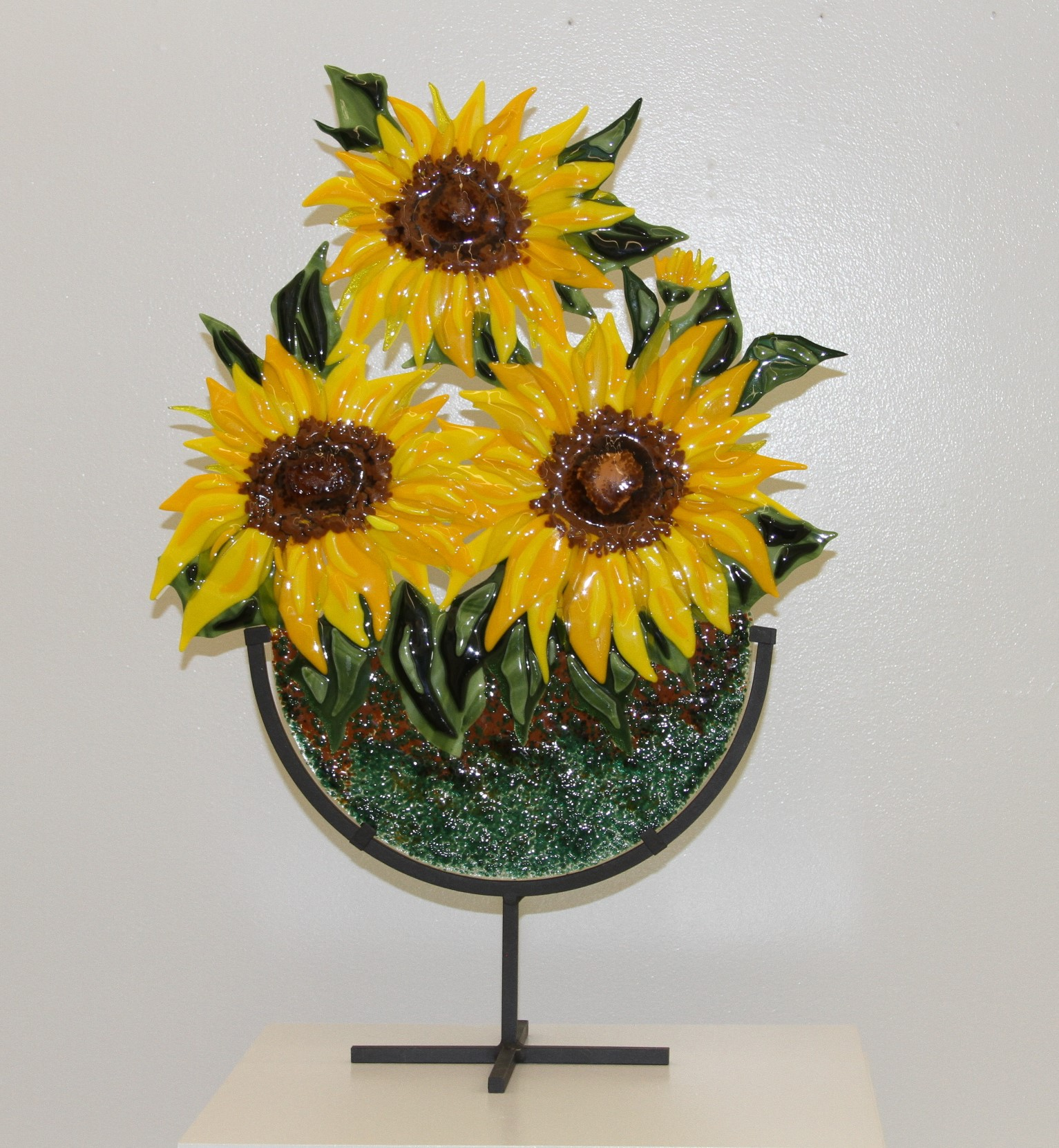 Sunflower Royalty in Stand