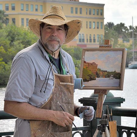 Intro to Plein Air Painting with Robin Weiss