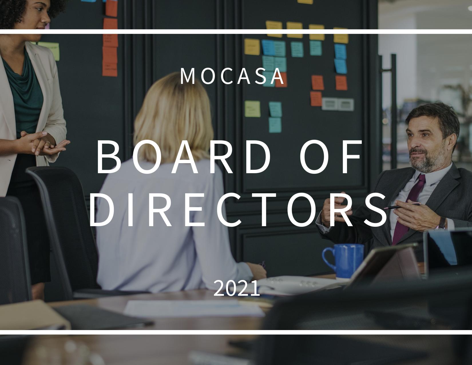MOCASA Board