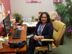 Meet the Staff: Juanita Sandria