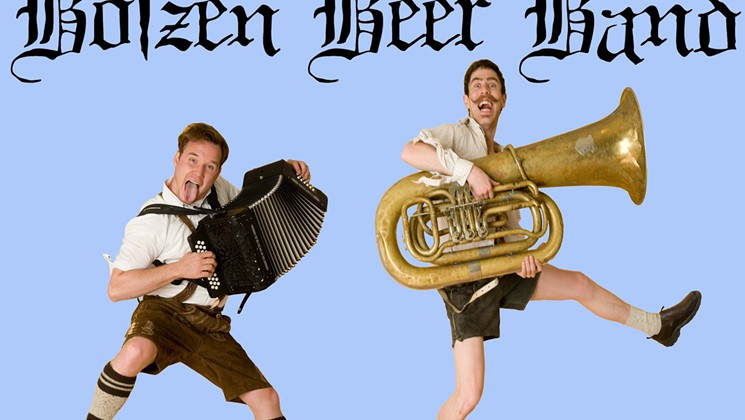 Bolzen Beer Band