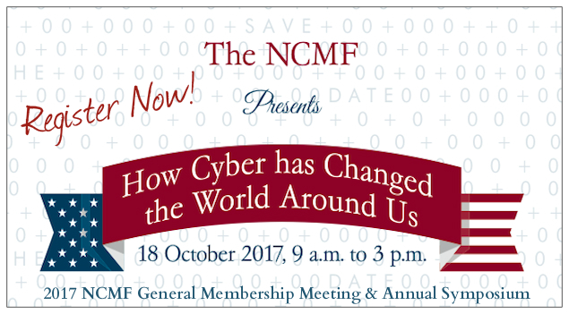 2017 NCMF General Meeting & Symposium