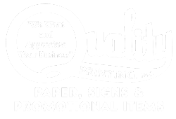 Quality Printing Paper and Signs