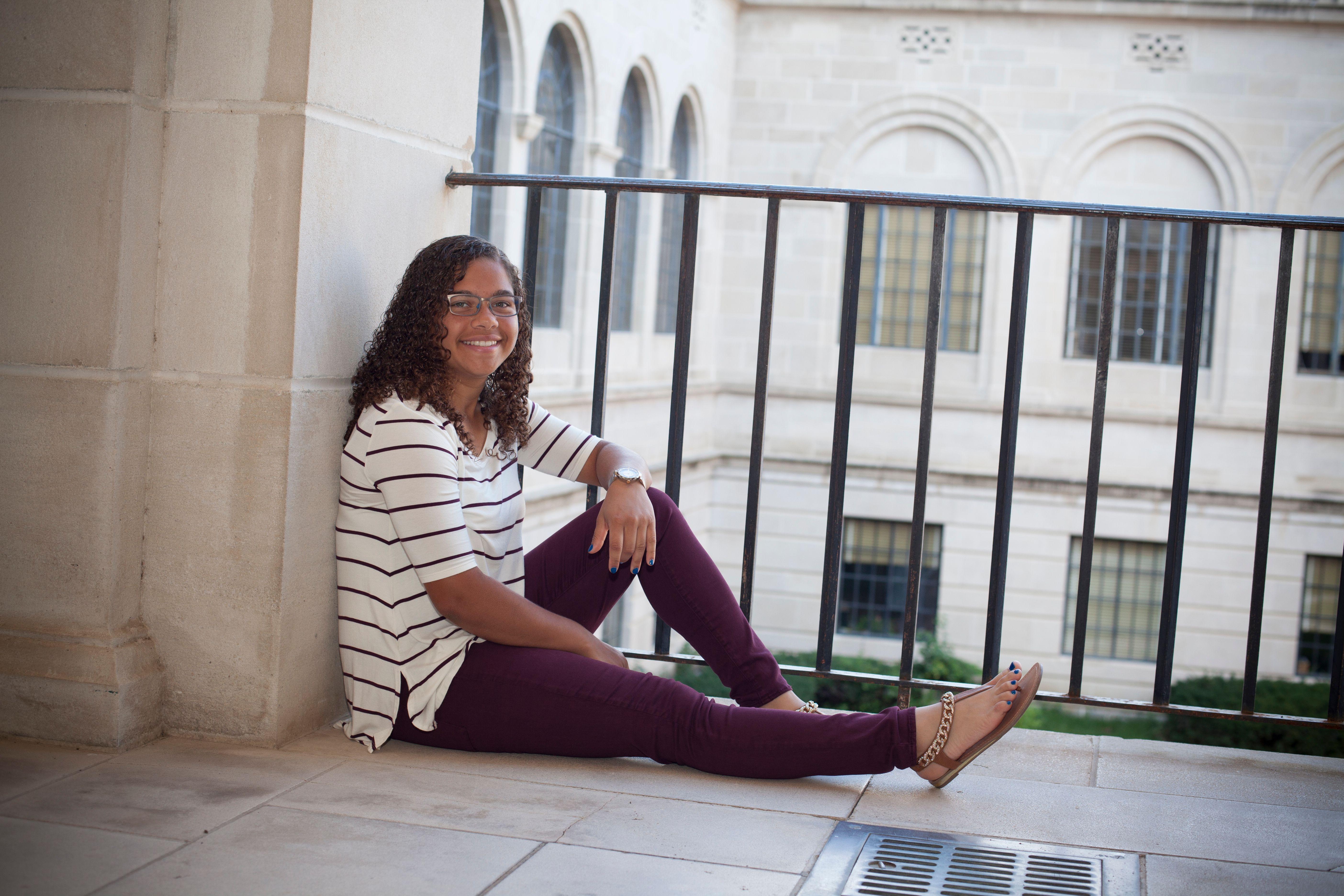 Carstons Scholar - Kamryn Sannicks