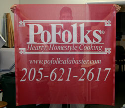 Po Folks' Finished Banner