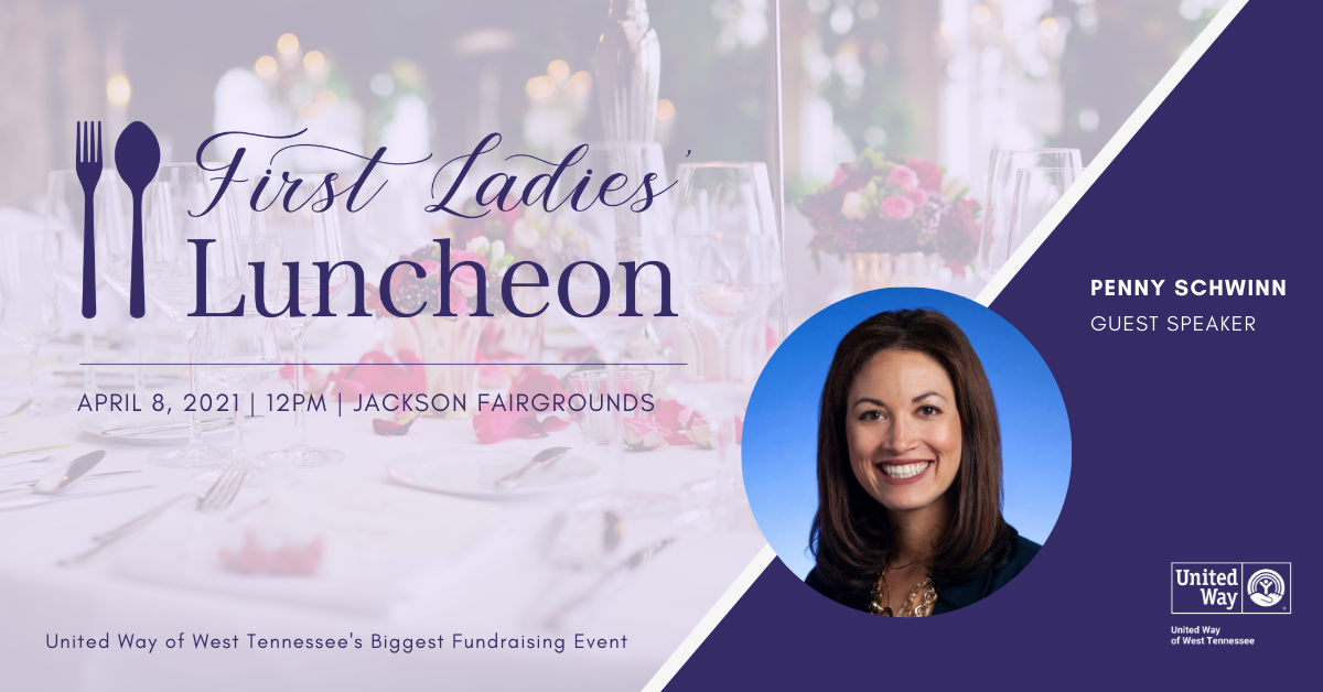 United Way of West TN Hosts Eighth Annual First Ladies' Luncheon Outdoors