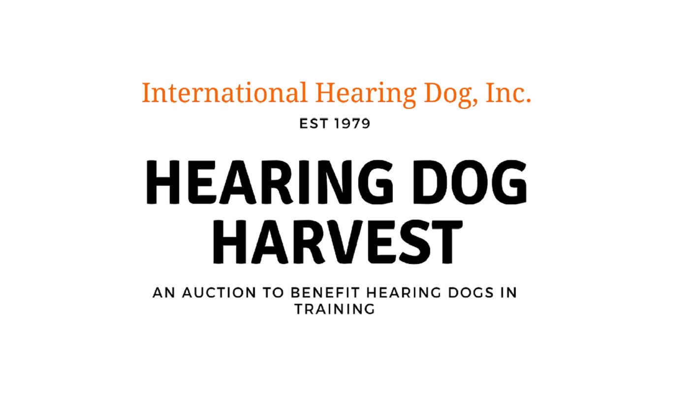 Join Us Sept. 22 for a Fall Kickoff to Support Hearing Dogs!
