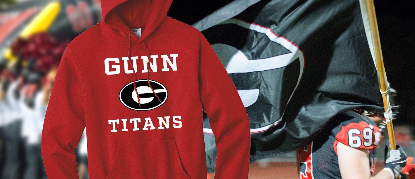 Gunn Champion Hoodies!