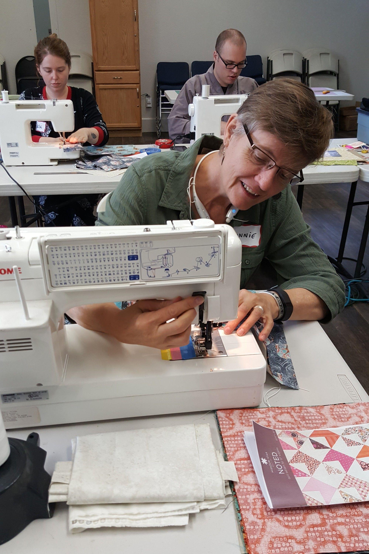 Sewing Machine Operator Basics