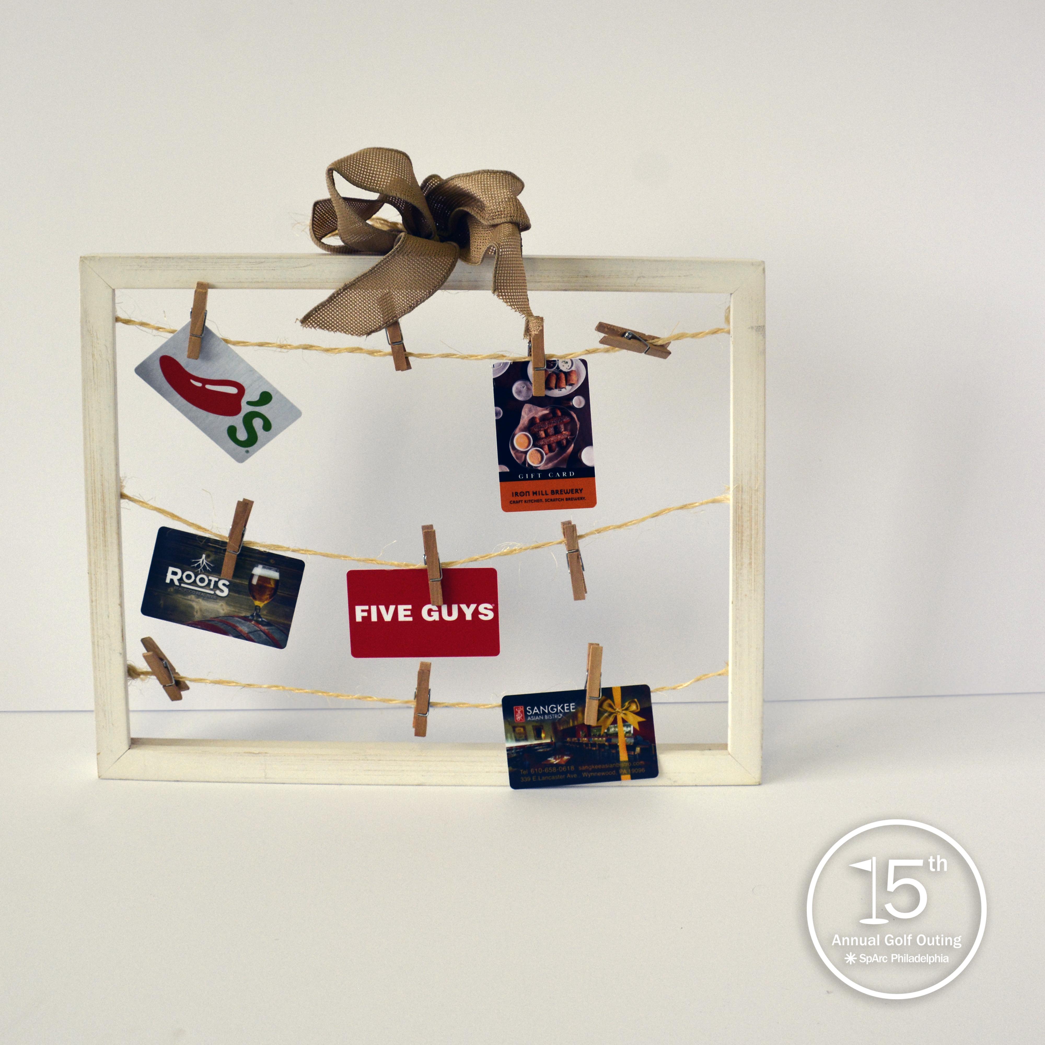 Gift Card Bonanza