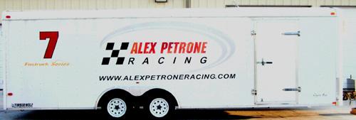 Alex Petrone Racing