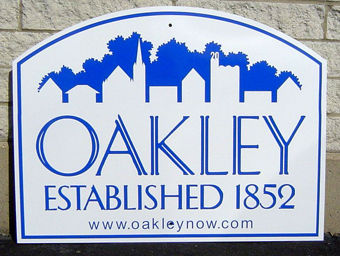 Oakley Sign