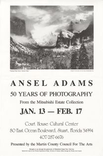 Ansel Adams 50 Years of Photography