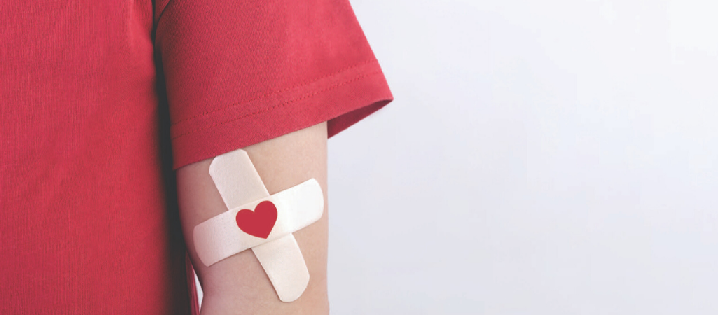 Blood Drive - March 3