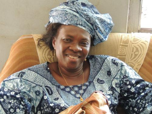 Mrs. DUPE IGUNNU ; Board Member