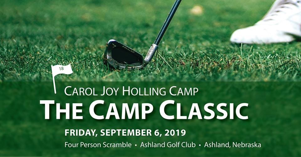 The CJH Camp Classic Golf Tournament – Ashland