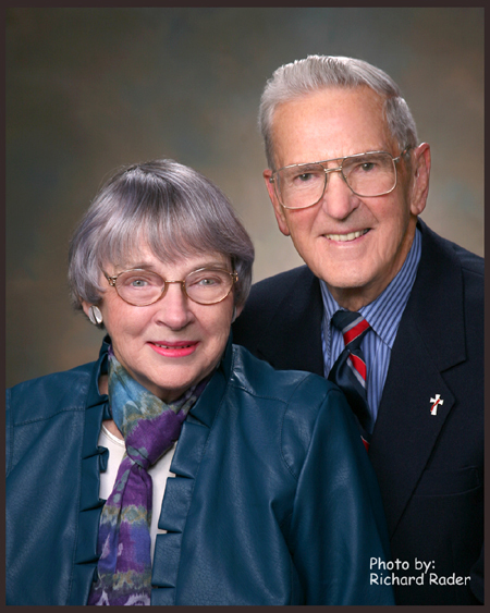 Rev. Mr. Bob and Mrs. Terry Chapman