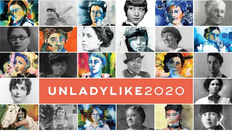 UNLADYLIKE 2020 Exhibit, screening & Discussion