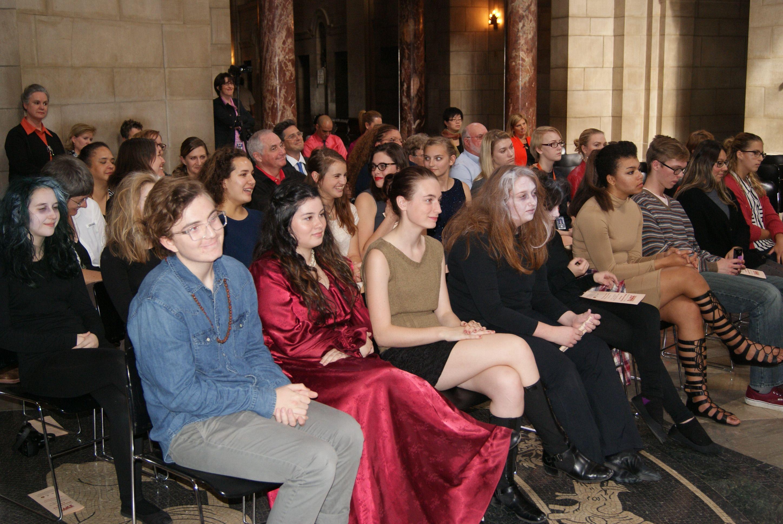 LHS audience