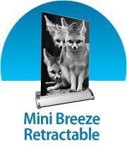 Minibreeze Retractable Stand