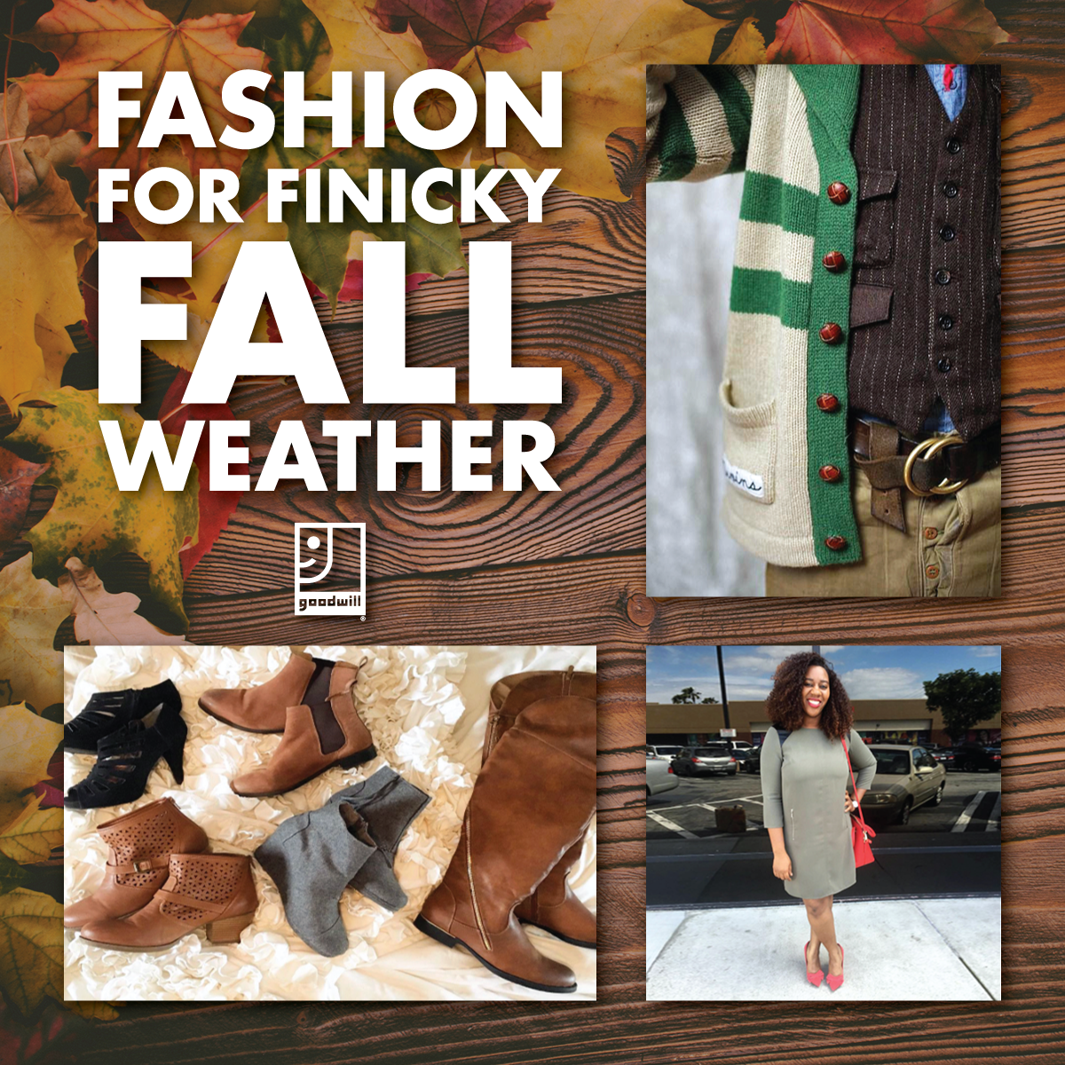 Fashion for Finicky Fall Weather