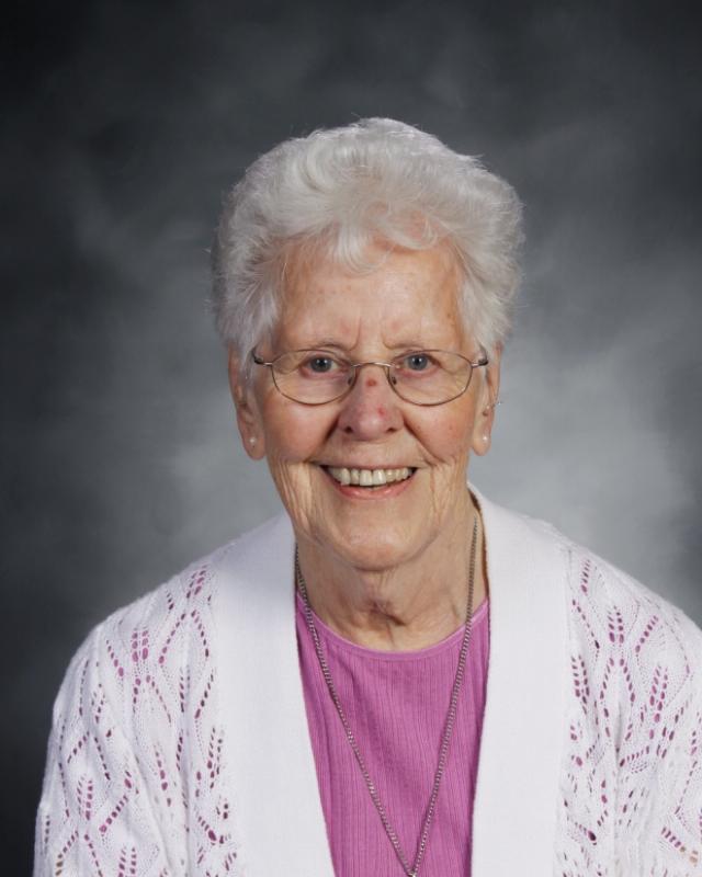 Sr. Rita Mary Morrissette