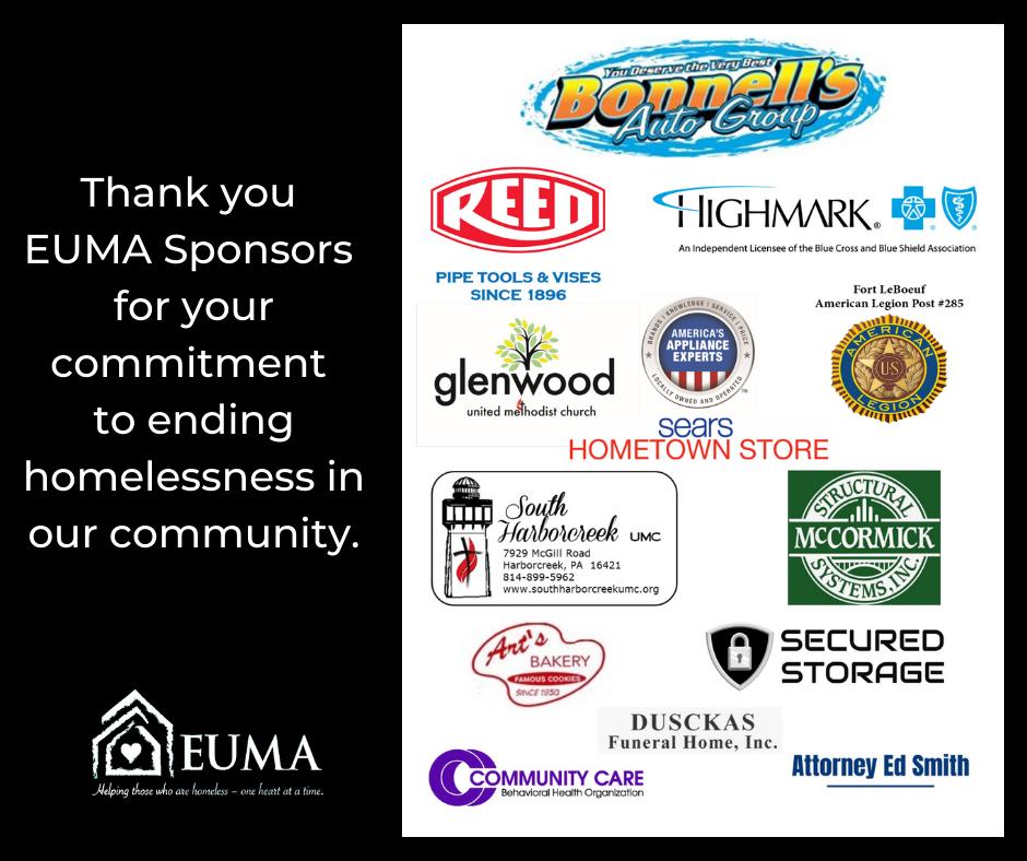 Thank you 2020 EUMA Sponsors!