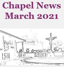 Our Lady of Florida Spiritual Center March Chapel News