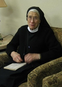 Sister of the Month- Sr. Josephine Ewertz March 2015