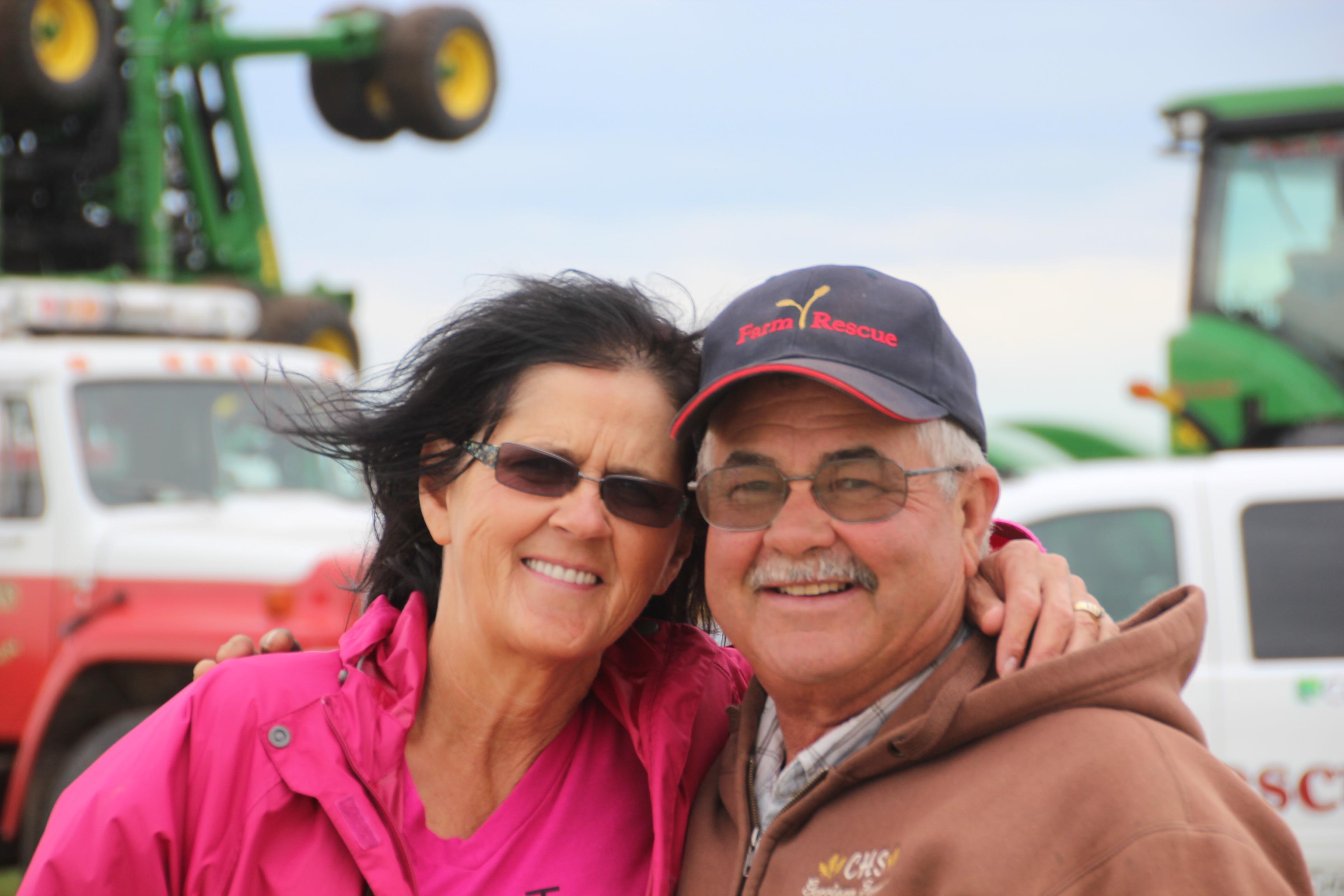 Zack & Marion Roberts