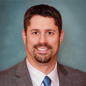 Tony Loosbrock, Treasurer & Vice President