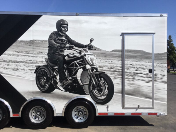 Trailer Wraps and Graphics in Orange County CA