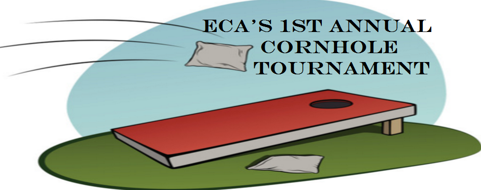 ECA'S 1st Annual Round Robin Cornhole Tounament