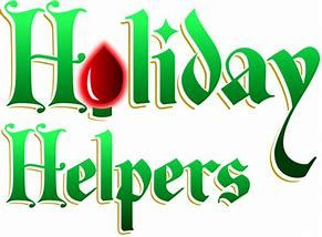 Holiday Helper - A Community Service