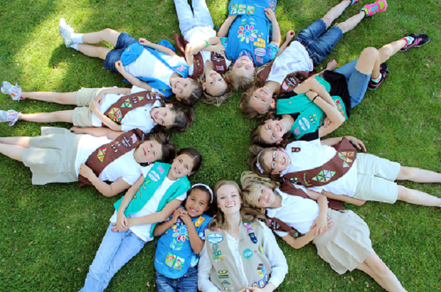 Join and Participate in Girl Scouts for Free!