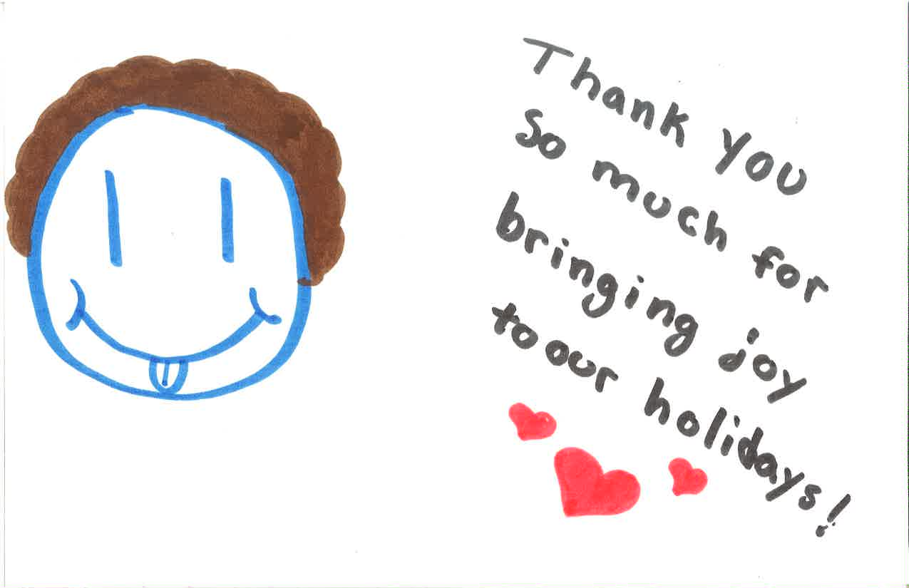 Bridging Hearts Survivors Thank You
