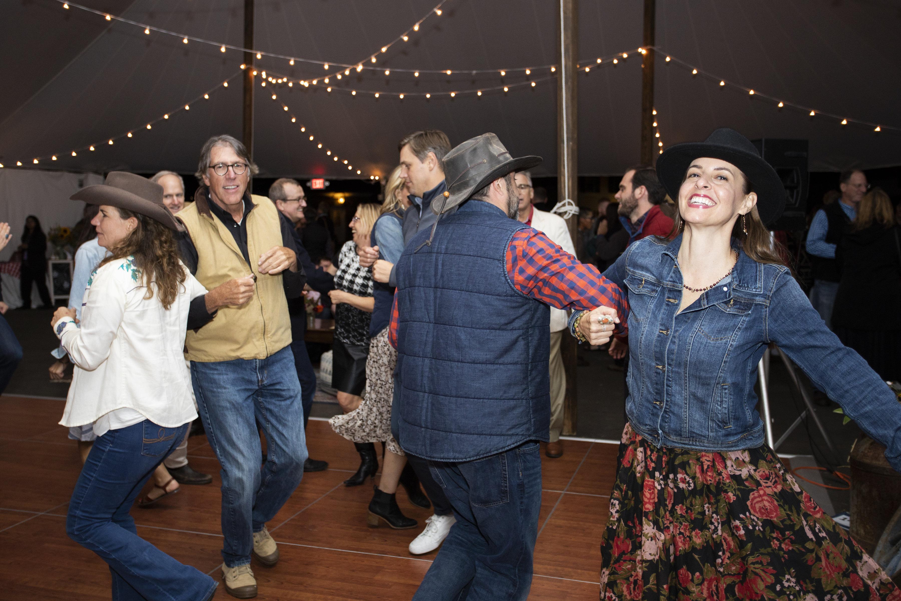 Music + Dancing