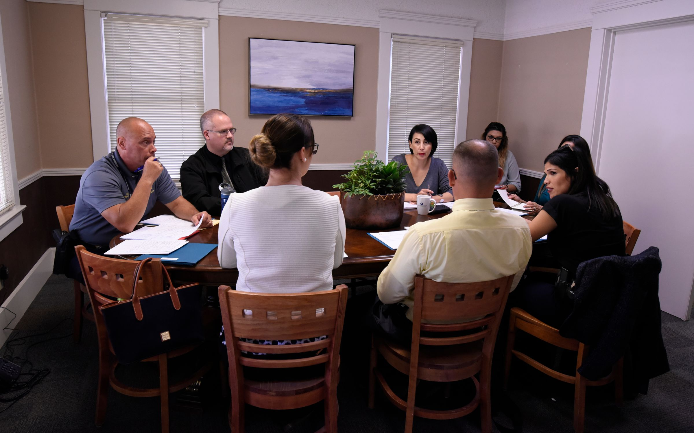 High-Risk Team Aims to Prevent Domestic Violence Homicides