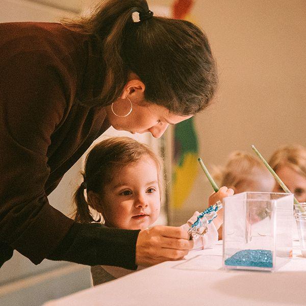 Parent & Child Workshops