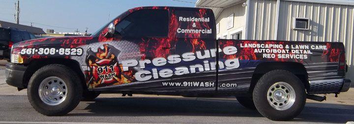 911 Pressure Wash