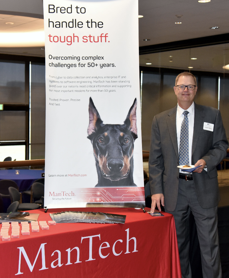ManTech Table at the 2019 NCMF GMM