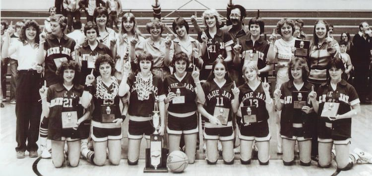 Delphos 1979 Team
