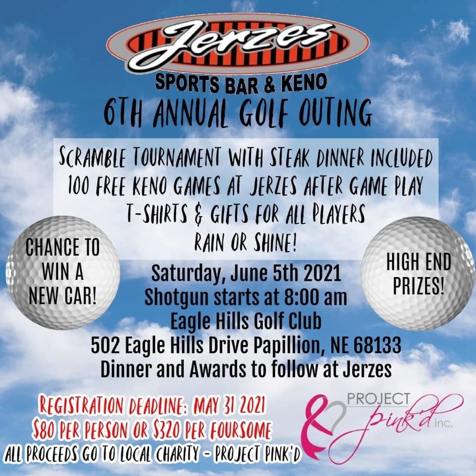 Jerze's 6th Annual Golf Outing