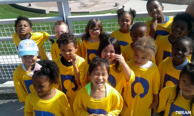 Central Park After-School Program Visits Bob