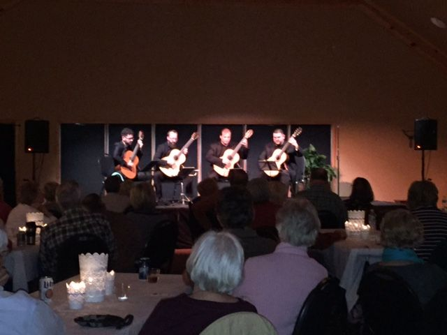 Texas Guitar Quartet 2016